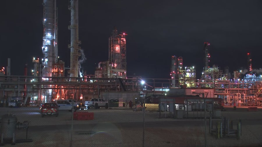 2 dead, 42 patients treated after leak at LyondellBasell facility in La Porte