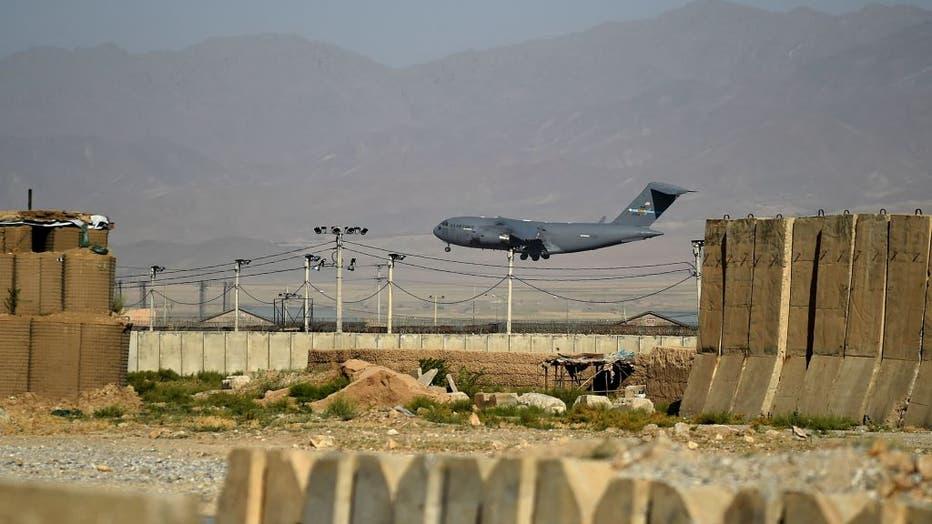 AFGHANISTAN-US-UNREST-BAGRAM