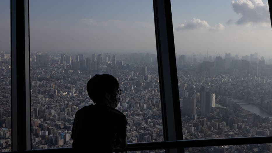 Tokyo Reports A Record Number Of Coronavirus Cases
