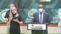 Mayor Sylvester Turner addresses COVID-19 threat level raised to Red