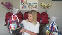 Nonprofit shifts from 'birthday bundles' to 'back-to-school bundles' for children!