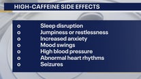 Energy drink dangers when consumed by kids