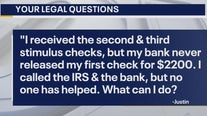 Your Legal Questions: Car towed, job application, stimulus check