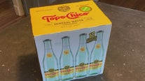 What happened to the Topo Chico? There's a national shortage of the popular beverage