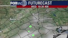 Wednesday morning weather forecast