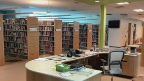 Library books destined for the trash after Harvey repairs get a new home