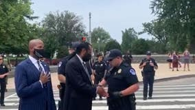 Congressman Al Green, State Rep. Ron Reynolds arrested during protest in Washington D.C.