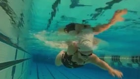 Team USA Paralympian prepares for swim competition in Tokyo