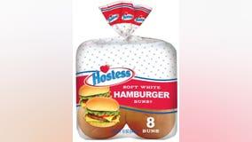 Hostess recalls hotdog, hamburger buns over listeria and salmonella concerns