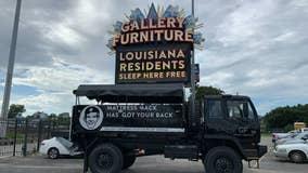 Mattress Mack to help Louisiana residents affected by Hurricane Ida, sending 30 trucks with donations