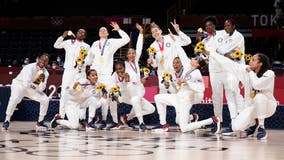 Tokyo Olympics: US wins 7th straight gold in women's basketball