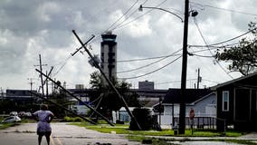 United Cajun Navy assists with Hurricane Ida rescue efforts in Louisiana