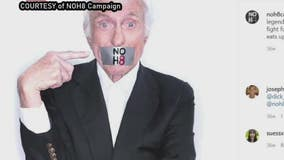 The NOH8 campaign stops in Houston