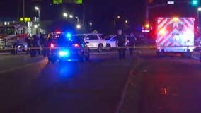 Woman found in middle of north Houston street after she was killed by a hit and run driver, deputies say