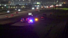 Driver dies after crashing into back of 18-wheeler in east Harris County