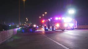 Woman dies in crash with 18-wheeler on US 290 in NW Harris County