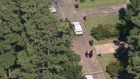 Sheriff: Estranged husband fatally shot after showing up at Harris Co. home