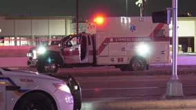 3 pedestrians dead after 2 crashes minutes apart on FM 1960