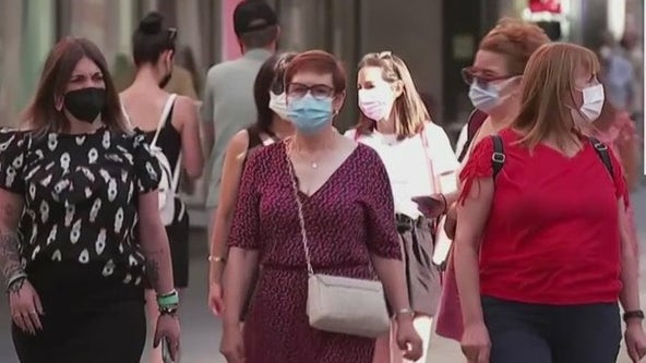 Time to mask up again as coronavirus surges once more- What's Your Point?