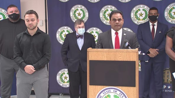 'We've got to save lives': Fort Bend Co. COVID-19 threat level raised to 'significant' as cases rise