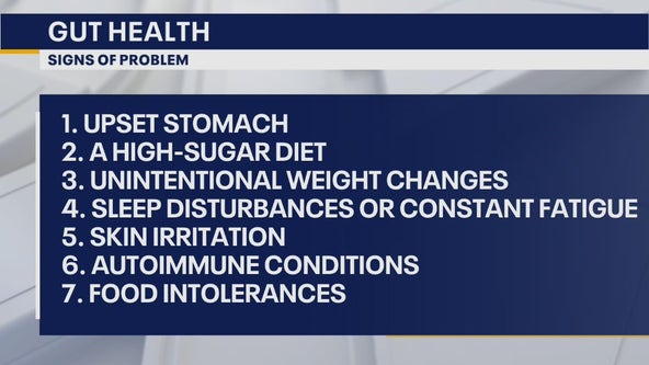 Getting your gut health in check
