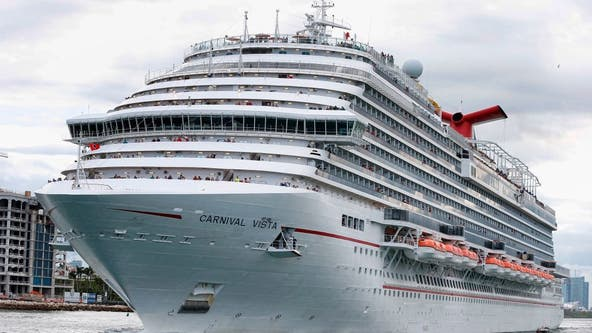 'Small number of positive cases' reported onboard Carnival Vista, officials say