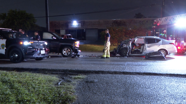 Alcohol likely involved in deadly, head-on crash in southeast Houston