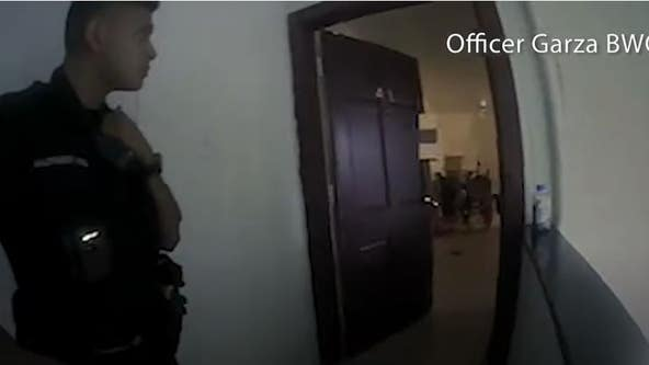 Houston police release body camera footage following deadly officer-involved shooting on July 6
