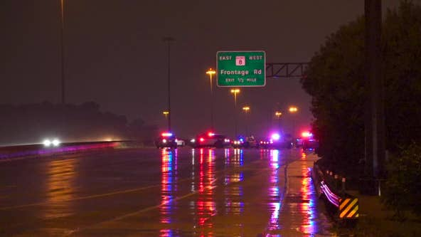 SUV driver dies in crash on Eastex Freeway in north Houston