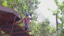 Bayou City Buzz: New Zipline park in Spring!