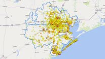 More than 32K customers still without power after Nicholas