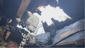 West Houston apartment tenants say they were burglarized while dealing with fire aftermath