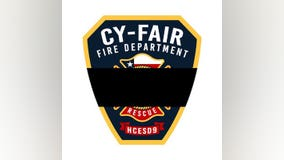 Cy-Fair Fire Department mourning loss of driver due to COVID-19