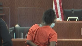 Bond revoked for 27-year-old murder suspect accused of stabbing witness to the murder while free on bail