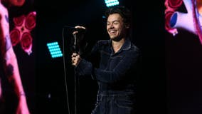 """""""Go home and be safe"""": Harry Styles postpones Houston concert due to Hurricane Nicholas"""