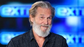 Jeff Bridges' lymphoma in remission, says COVID bout made cancer fight 'look like a piece of cake'