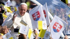 Pope blames 'virulence of uncertainty' for COVID-19 vaccine resistance