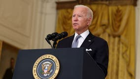 Biden condemns Texas abortion law, 'blatantly violates' the constitution