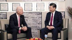 Biden calls President Xi Jinping amid growing US-China tension