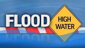 Hurricane Nicholas: High water locations on Houston-area roadways
