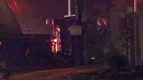 1 dead after fiery crash with 18-wheeler in Channelview, authorities say