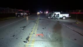 Innocent driver injured in Montgomery Co. crash with suspected impaired driver