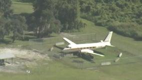VIDEO: Walt Disney's personal plane spotted at Animal Kingdom