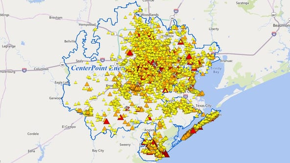 More than 53K customers still without power after Nicholas