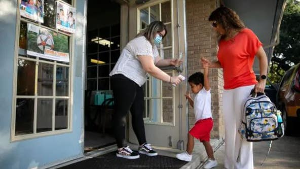 A Houston day care convinced all its workers to get the COVID-19 vaccine. Now it requires a shot.