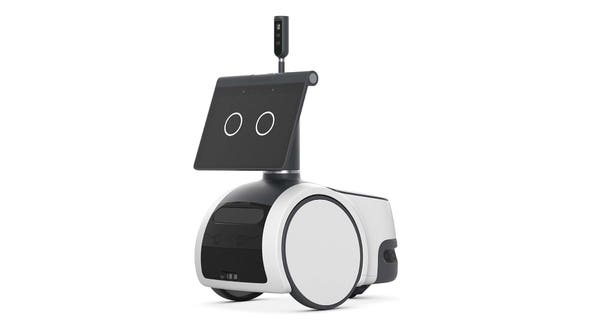 Astro: Amazon introduces new 'The Jetsons'-like robot