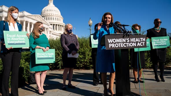 House passes bill aimed at protecting abortion rights amid state challenges