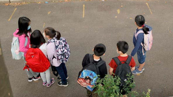 COVID-19 risk among kids increased amid delta, start of school year, AAP warns