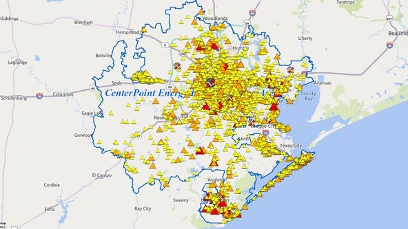 More than 45K customers still without power after Nicholas