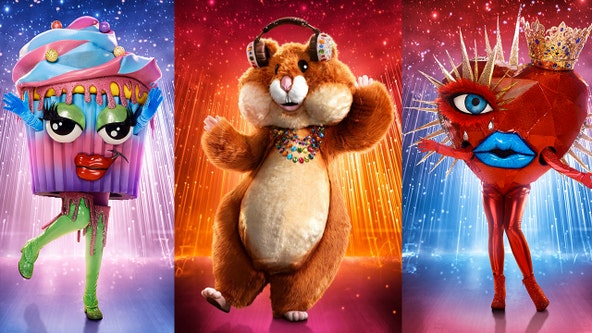 'The Masked Singer': FOX unmasks tantalizing first look at season 6